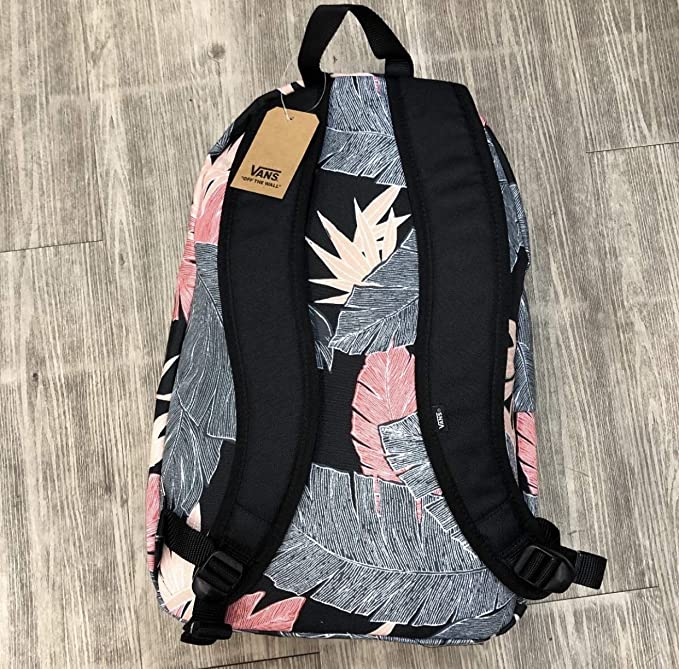 Vans Off The Wall Summie Backpack FloralBlack OS