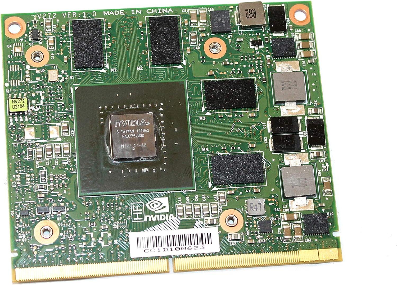 F8T83 Precision M4700 M6700 Quadro K1000m 2GB Video Graphics Card