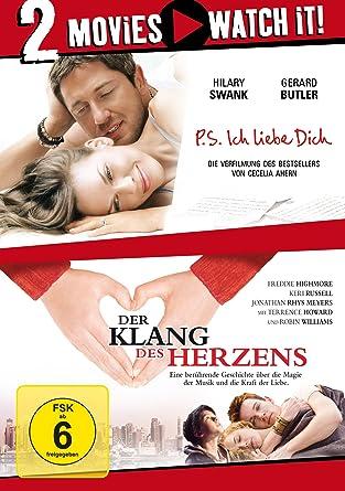 P S Ich Liebe Dich Klang Des Herzens 2 Dvds Amazon De Dvd