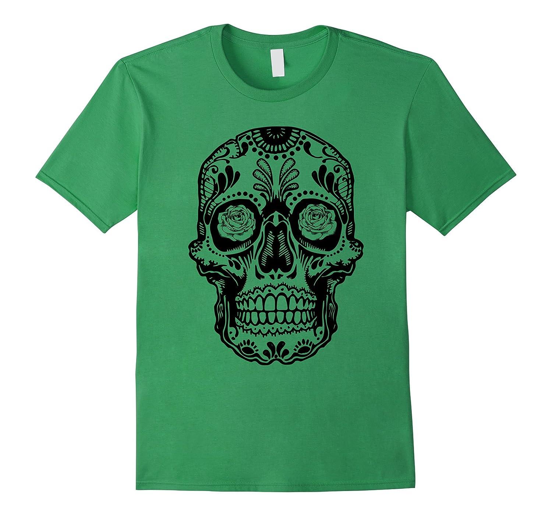 Sugar Skull T-Shirt-Awarplus