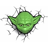 Star Wars 3DLIGHTFX - Lámpara 3D SW Yoda