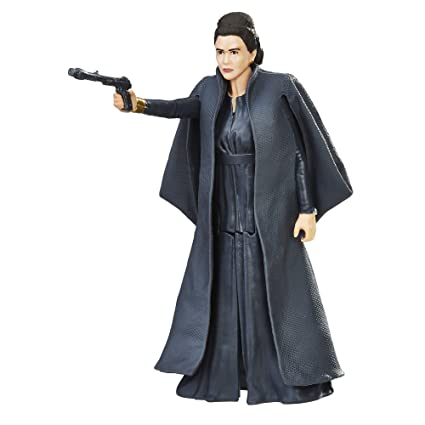 Amazon.com  Star Wars General Leia Organa Force Link Figure  Toys ... 9b5421d3df837