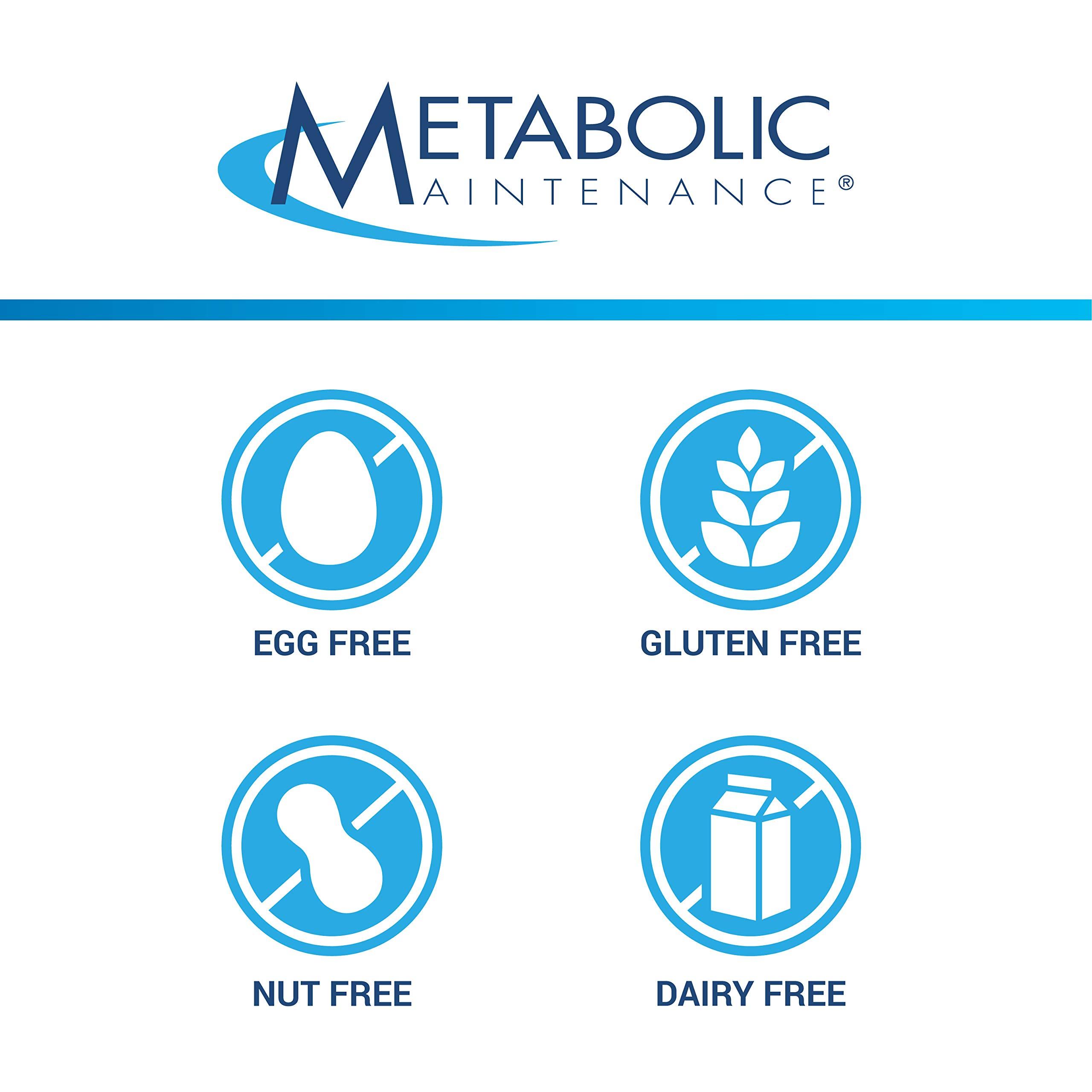 Metabolic Maintenance - Rebuild Plus - Optimal Bone Support Formula, 180 Capsules by Metabolic Maintenance (Image #3)