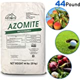 Azomite AZOMITE-44-1 Azomite-44A Bag Micronized Bag-100% Natural 44 lb, White