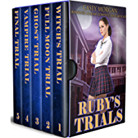 Ruby's Trials: Ironwood Academy Complete Series Box Set (English Edition)