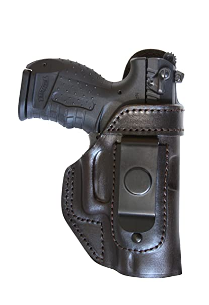 Amazon com : Falco Holsters IWB Leather Holster with Clip for Taurus