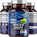 N1N Premium Water Away Pills [12 Potent Ingredients] Natural Diuretic for