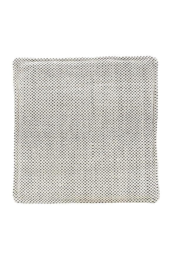 House Doctor - Cojín para Silla (35 x 35 cm), Color Blanco y ...