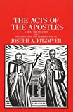 The Acts of the Apostles (The Anchor Yale Bible Commentaries)