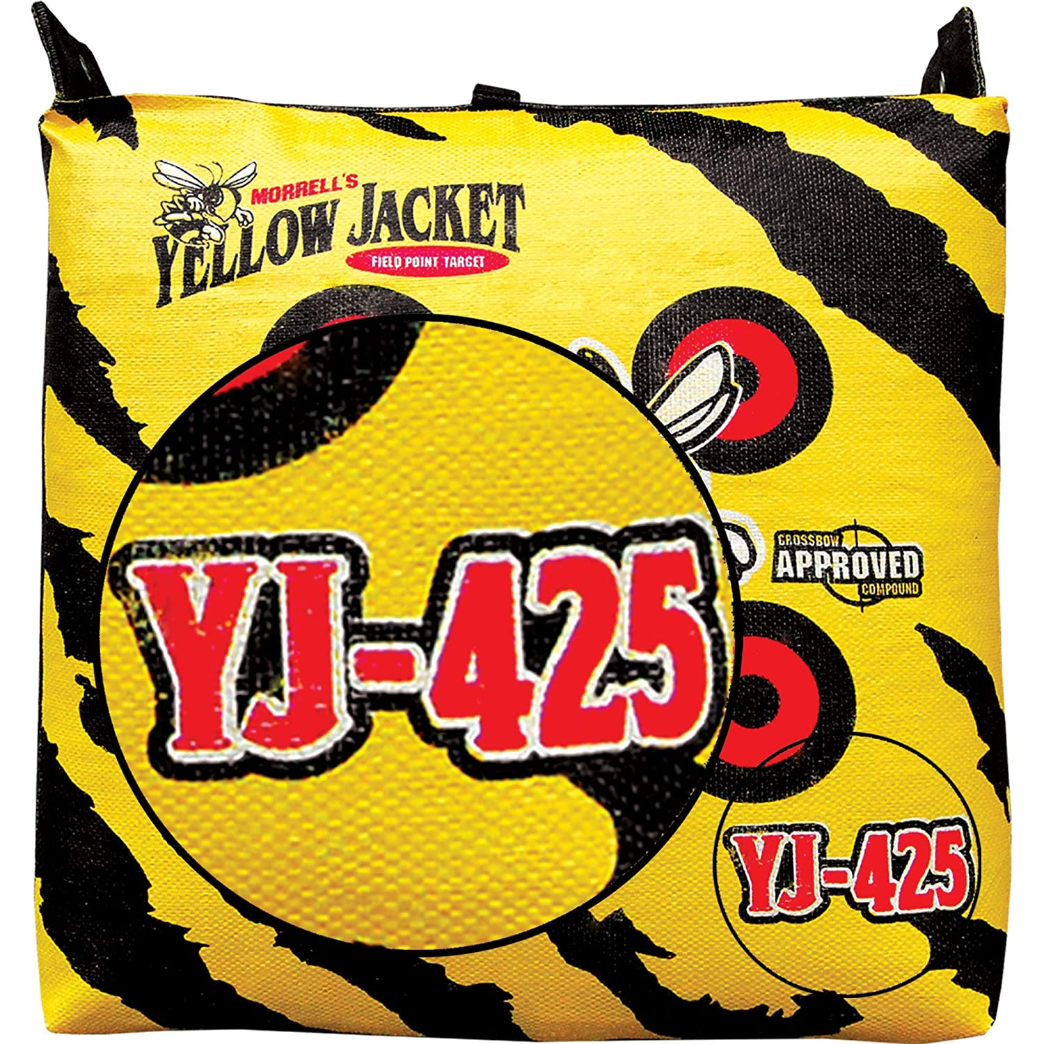 for Crossbows and Compound Bows Morrell Yellow Jacket YJ-350 Field Point Bag Archery Target