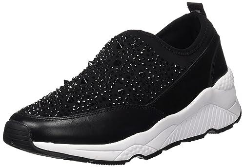 Bibi lou 800Z67GT, Zapatillas para Mujer, Negro (Negro), 40 EU