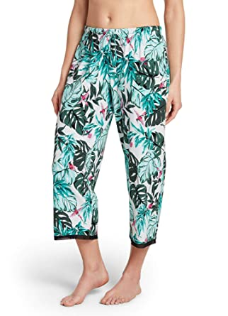 b461bf1363 Jockey Women s Sleepwear Bring on Summer Cropped Pant