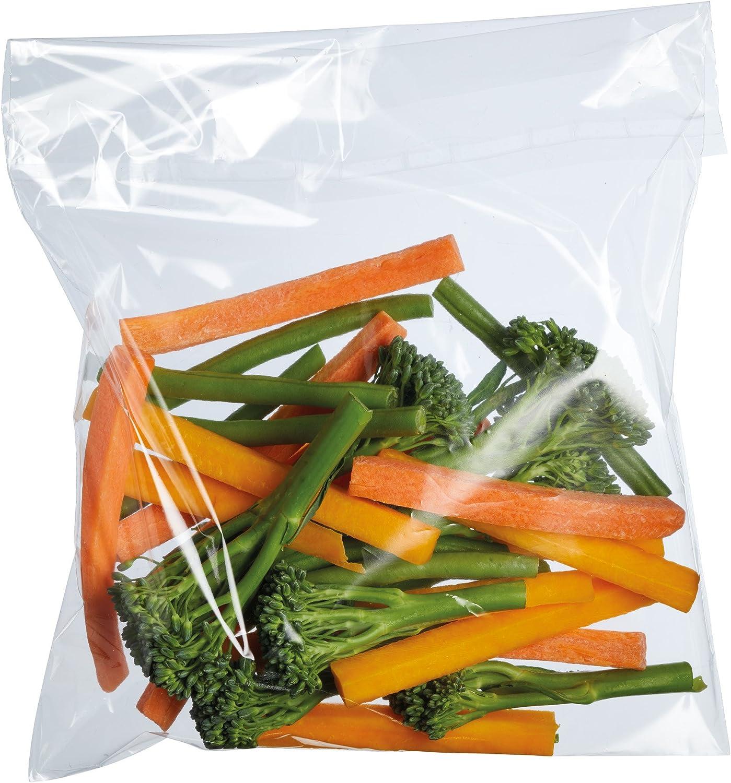 Kitchen Craft KCMSTEAM30PC Bolsas para Cocinar al Vapor para Microondas, Transparente