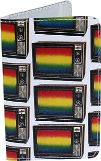 TV Rainbow Gift Card Holder & Wallet