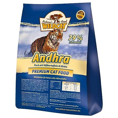 Wolfsblut Wildcat Andhra 3 kg - 3000 gr: Amazon.es ...