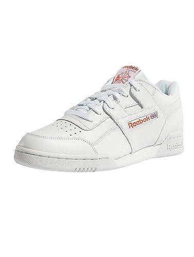 WORKOUT PLUS - Sneaker low - white/bright lava Günstig Kaufen Billigsten Billige Usa Händler Manchester Großen Verkauf Verkauf Online WfuqvyVs