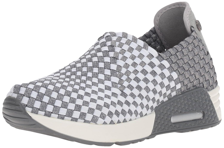 Bernie Mev Women's Best Gem Fashion Sneaker B01LERRNKW 38 EU/38 EU = 7.5-8 M US|Heather Grey/White