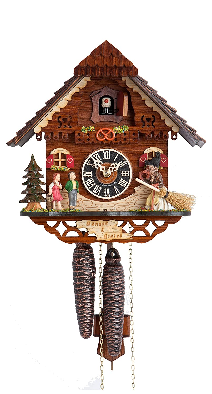 Cuckoo Clock Little black forest house Hönes