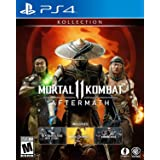 Mortal KOMBAT 11: Aftermath Kollection - PlayStation 4