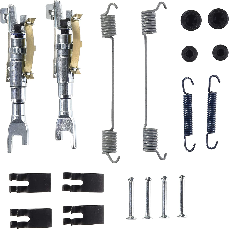 Raybestos H2343 Drum Brake Maxi-Pack//Combi Kit-Axle