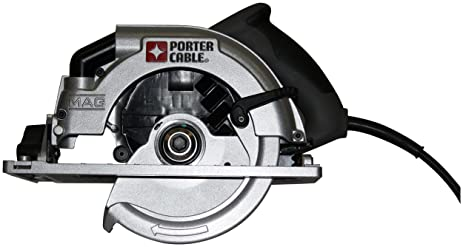 Porter cable 423mag 15 amp 7 14 inch circular saw with blade left porter cable 423mag 15 amp 7 14 inch circular saw with greentooth Images