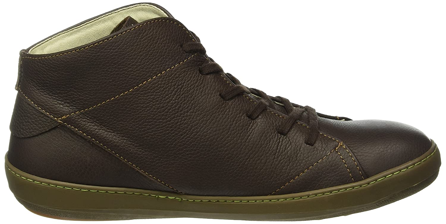 N211 Soft Grain Meteo, Sneakers Basses Homme, Marron (Wood), 40 EUEl Naturalista
