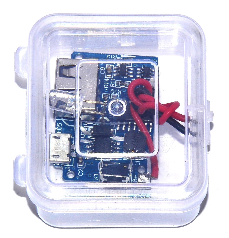 M A Enterprises Ma Dc 37v 42v To Pure 5v 1a Electronics Threelevel Audio Power Indicator Circuits For You