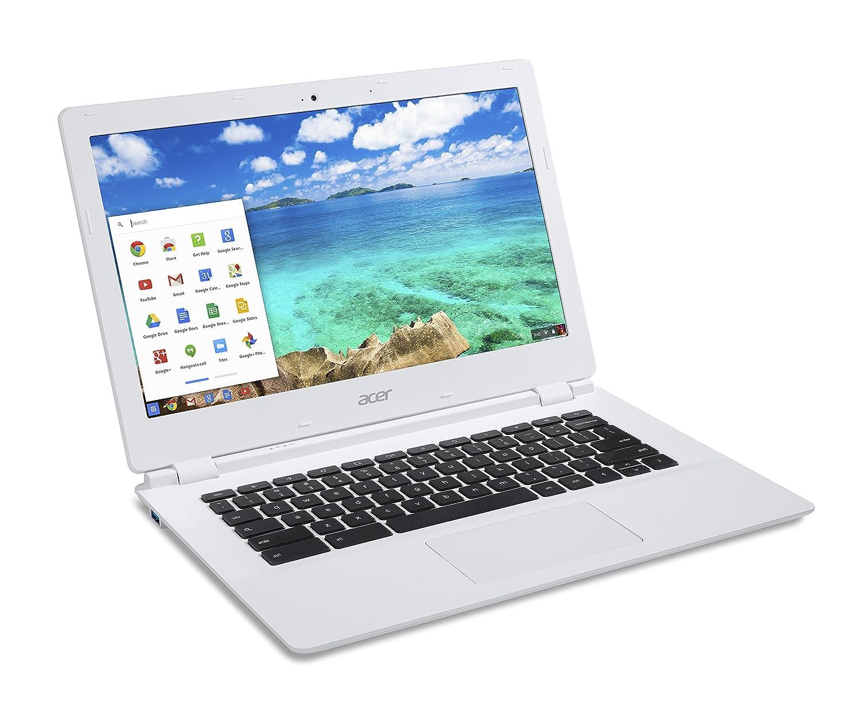 Acer Chromebook CB5-311-T9B0 - Ordenador portátil (Chromebook, Color Blanco, Concha, Education, CD570M-A1, NVIDIA Tegra): Amazon.es: Informática