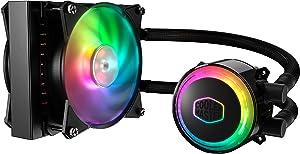 Cooler Master MASTERLIQUID ML120R RGB Processor Liquid Cooling