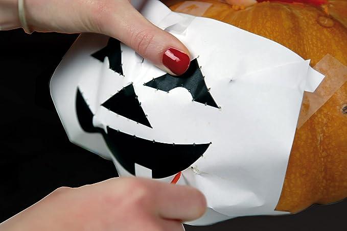 Amazon.de: Heitmann Deco Halloween Kürbis-Schnitzset 14-teilig ...