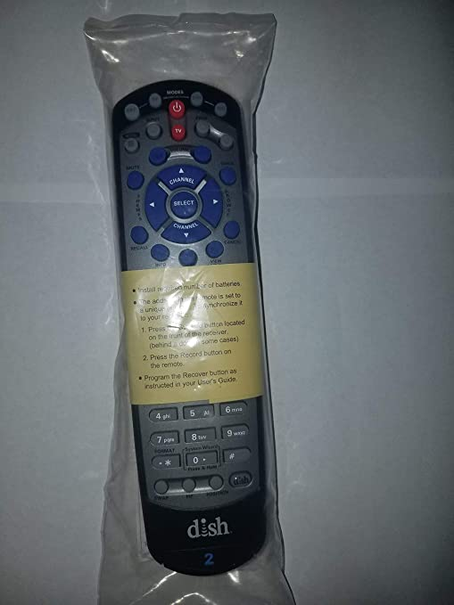 Buy Dish Network 21 1 IR UHF PRO Universal Remote Online at