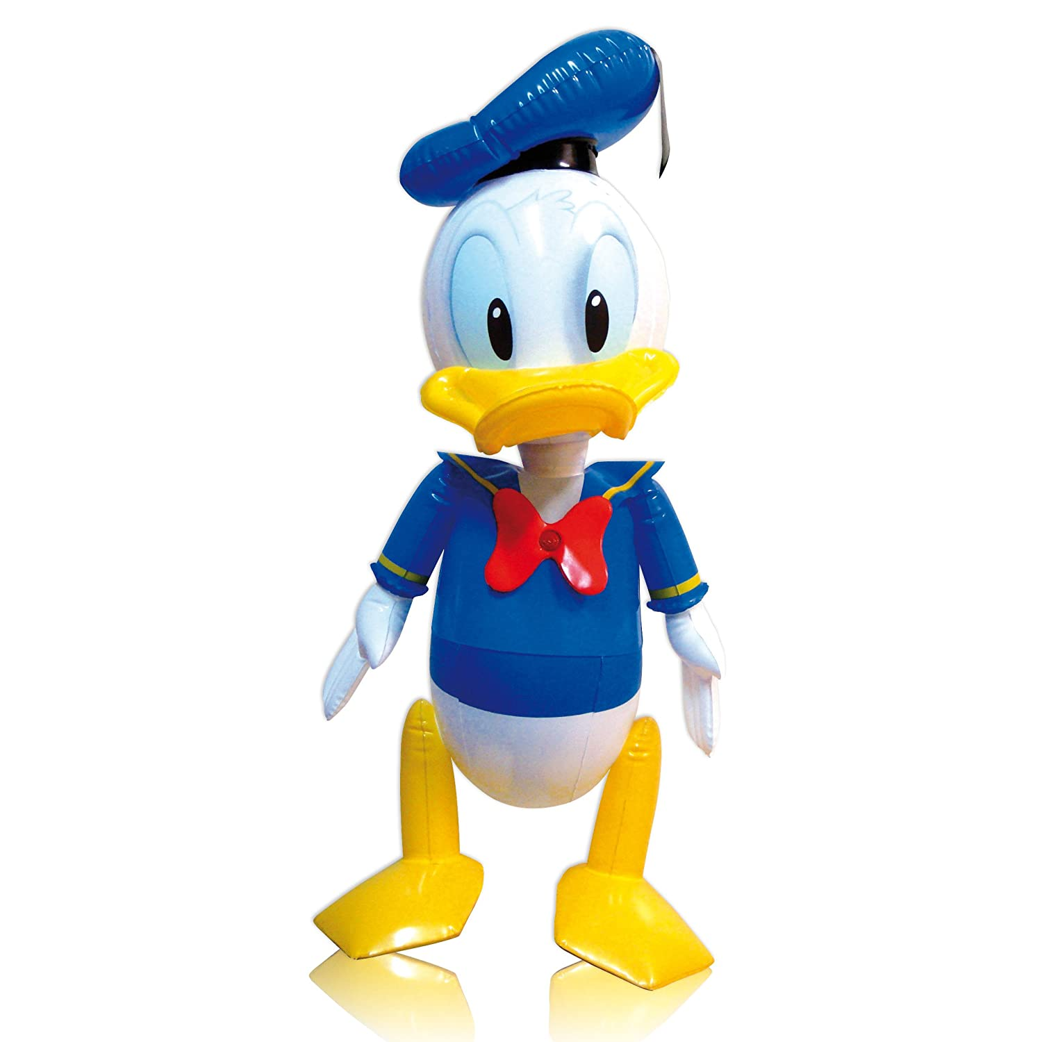 Amazon.com: Tapball Pato Donald personaje hinchable 52 cm ...