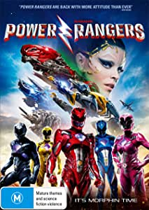 Power Rangers: The Movie (DVD)