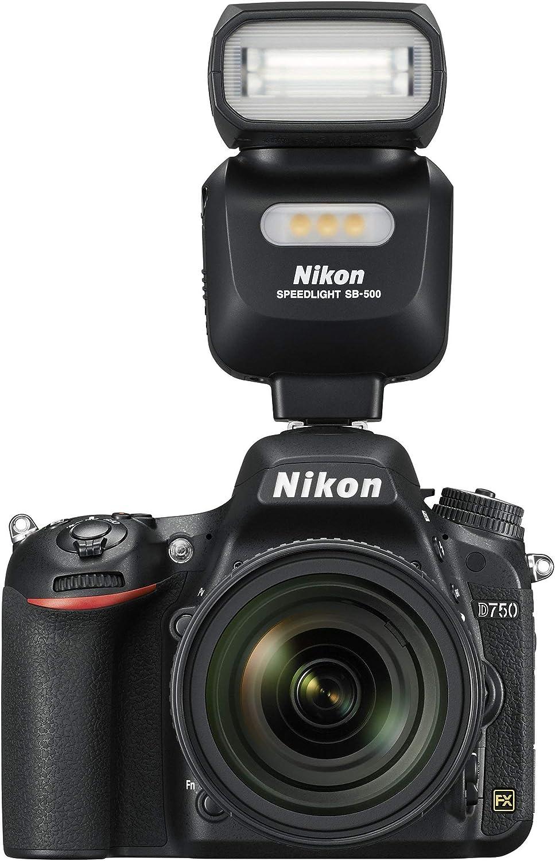 Unidad Nikon SB-500 Speedlight Flash: Amazon.es: Electrónica