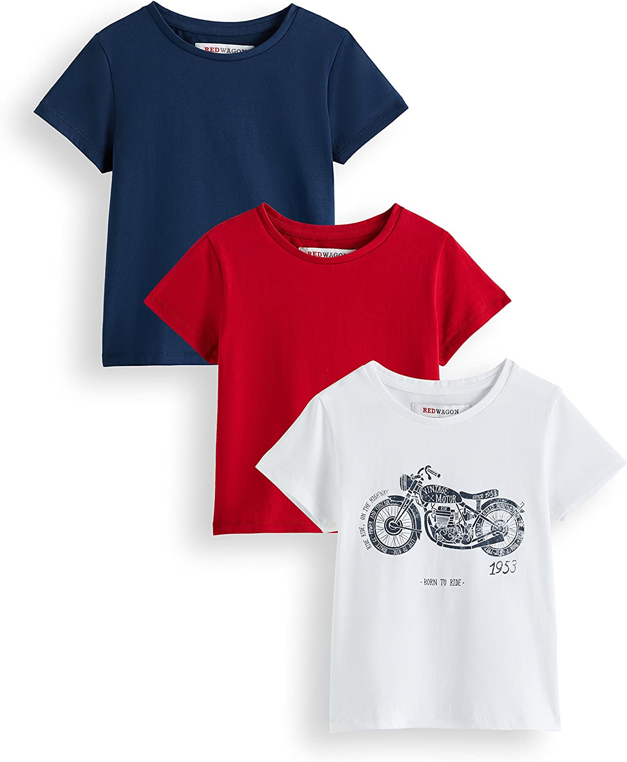 RED WAGON T-shirt con Stampa Bambina Marchio