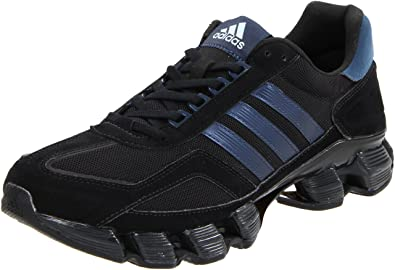 adidas Mens F2011 M-M Solid Black Blue Metallic, ...