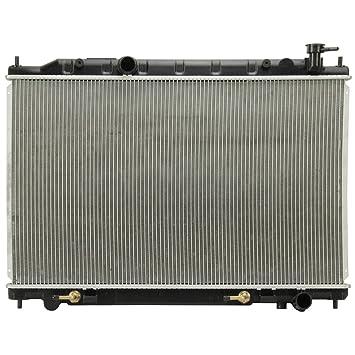 asequible radiadores 2578 para Nissan Murano Radiador 2003 2004 2005 2006 2007 ...