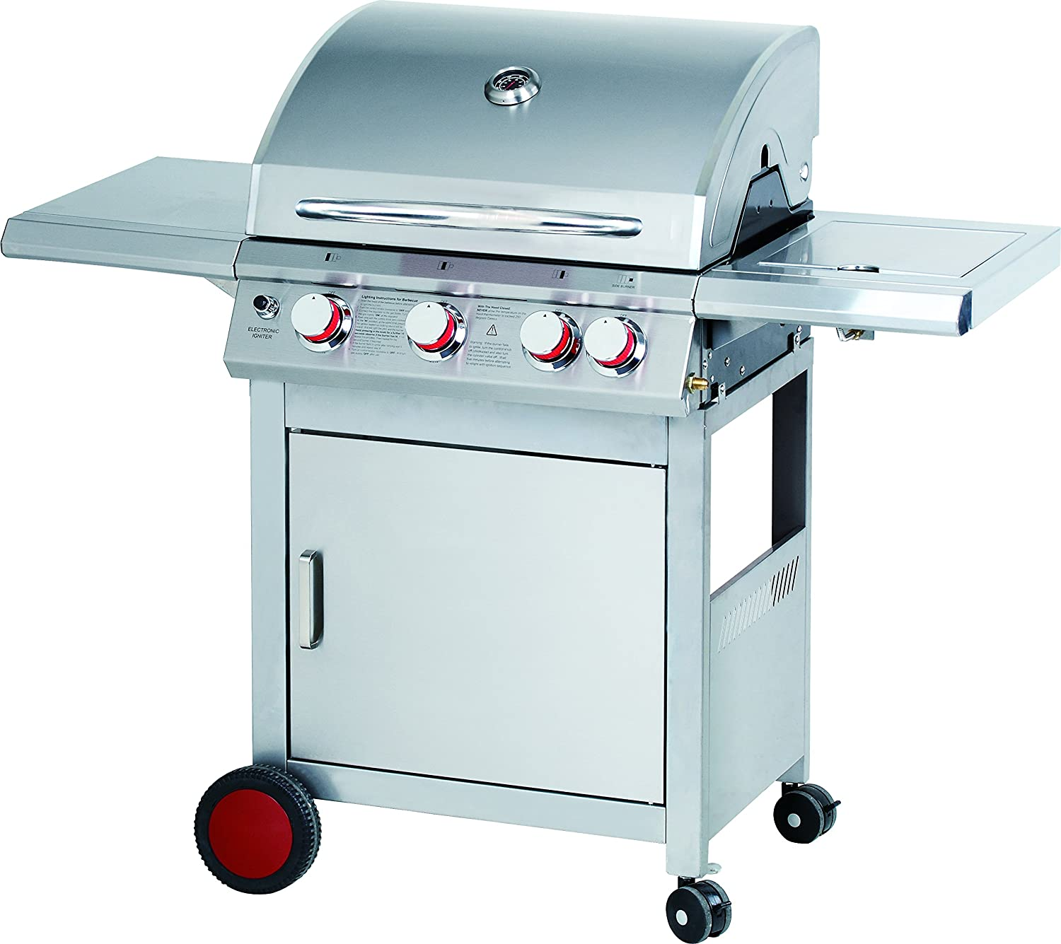 Grill Infrared
