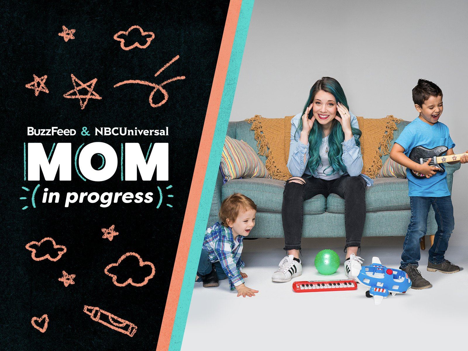 Amazon com: Watch BuzzFeed & NBCUniversal's Mom In Progress | Prime
