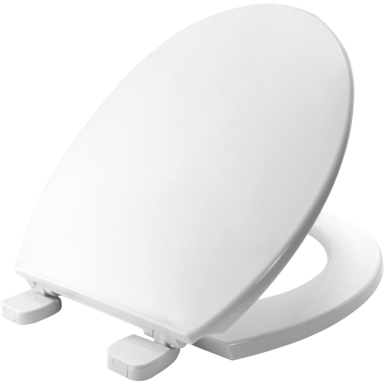 Bemis 7210/art000/Chester Lunette WC Thermoplastique avec STA-TITE Lunette WC Syst/ème de fixation/ /Blanc