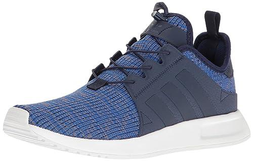 adidas X_PLR, Zapatillas para Hombre, Azul DK Blue/Ft White, 42 EU