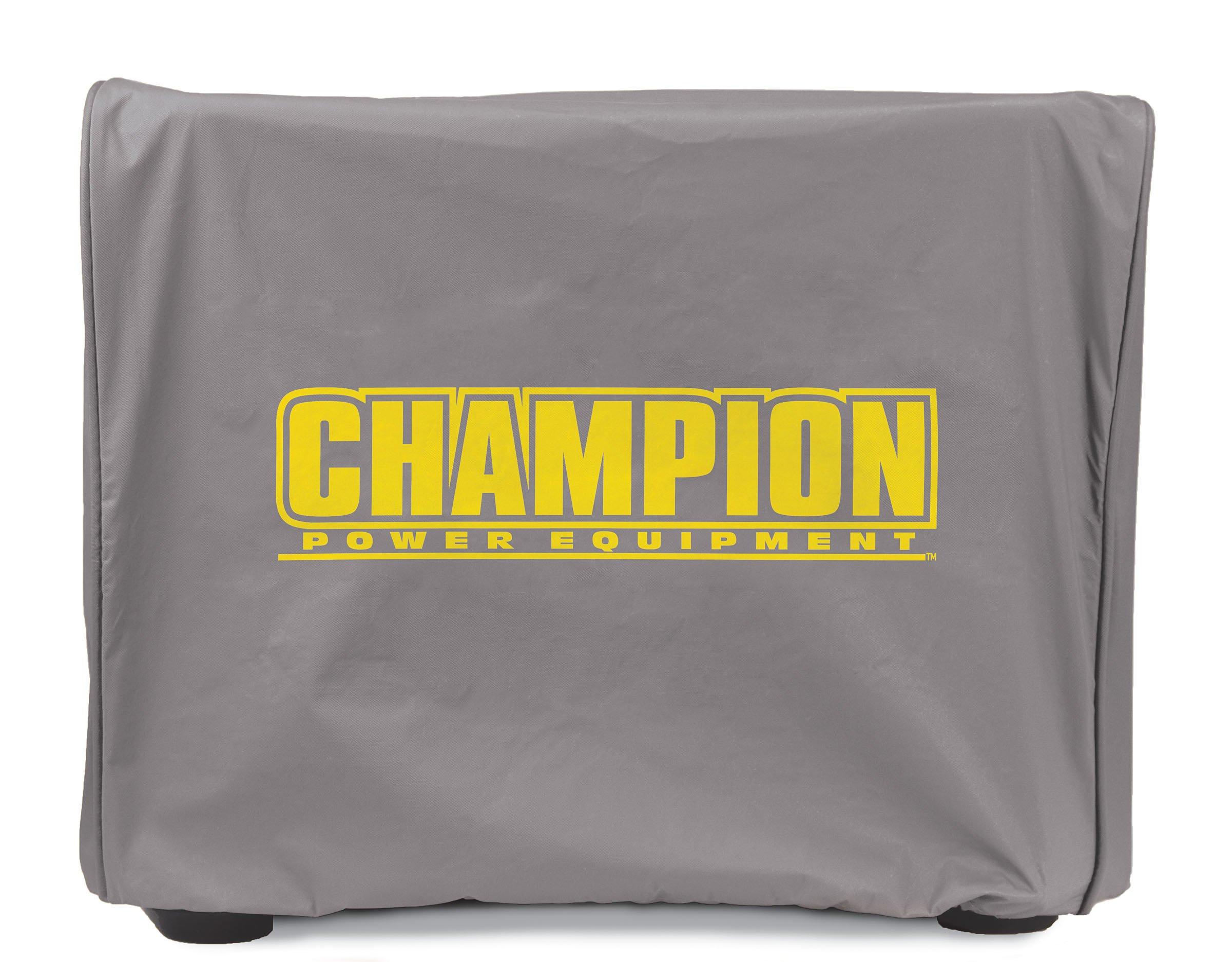 Champion Weather-Resistant Storage Cover for 2000-Watt Inverter Generators by Champion Power Equipment