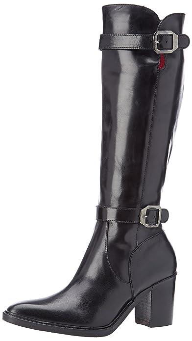 49634690aa Donna Piu Brigida 9596 - Botas para Mujer Negro Noir (Tequila Nero) 36:  Amazon.es: Zapatos y complementos