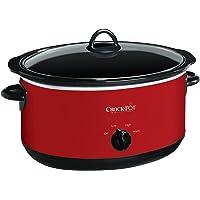 Crock-pot Express Crock Slow Cooker, 8 quart, Red