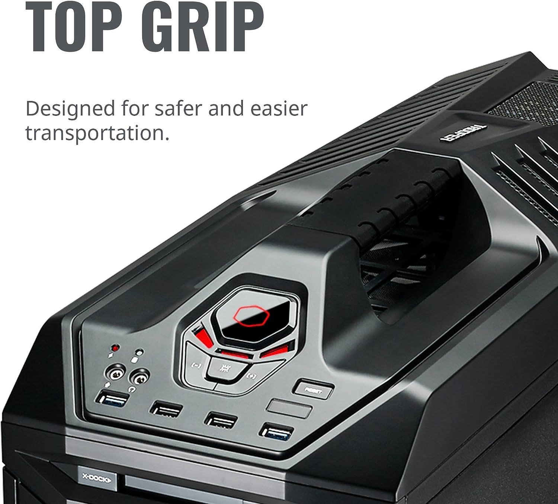 Cooler Master Trooper SE - Caja de Ordenador de Sobremesa XL-ATX ...