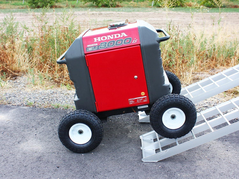 Amazon.com : All Terrain Wheel Kit -- fits Honda EU3000is Generator :  Garden & Outdoor
