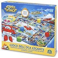 Superwings - Juego de la oca Gigante (Giochi