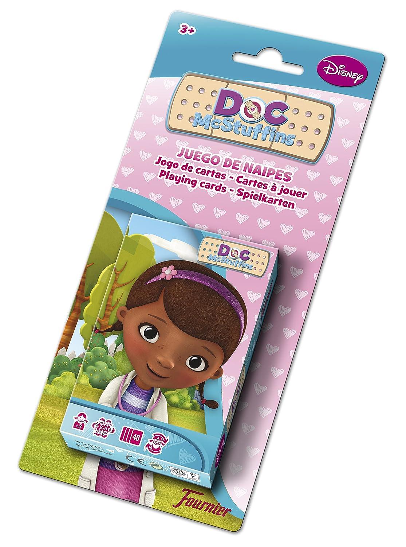 Doctora Juguetes - Baraja Infantil con 40 Cartas (Naipes ...