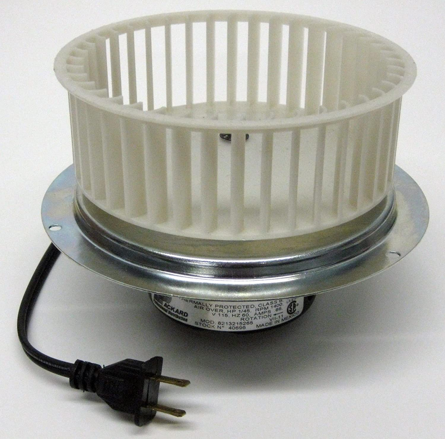Nutone bathroom fans parts online nutone bathroom fan for Bath fan motor replacement