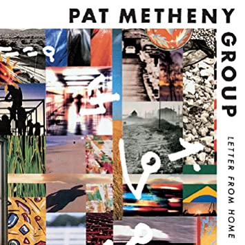 Pat Metheny   Letter From Home   Amazon.Music